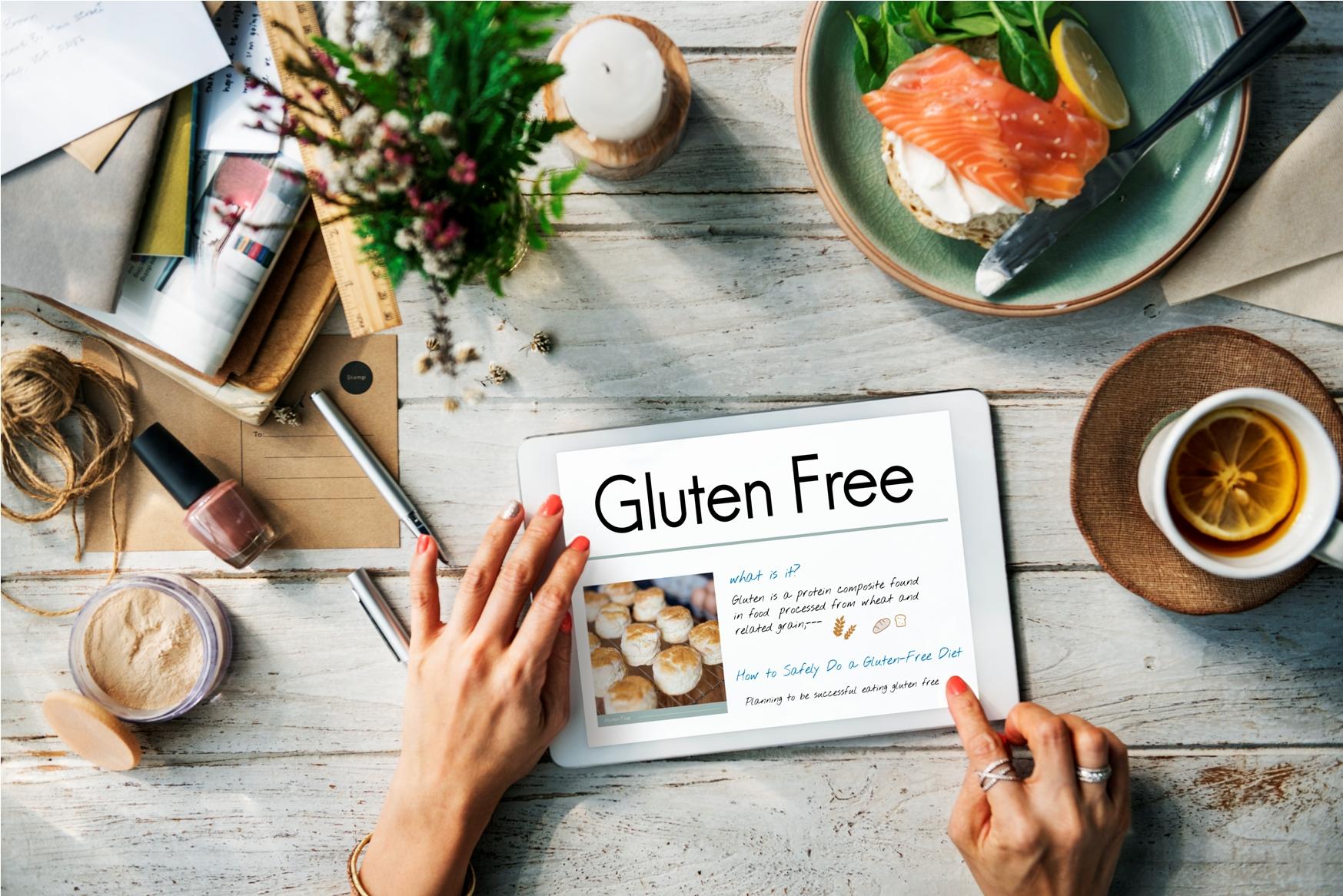 Glutein Free Celiac Disease